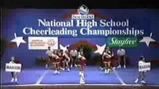 Craigmont High School <b>1993</b> - <b>Cheerleading</b>