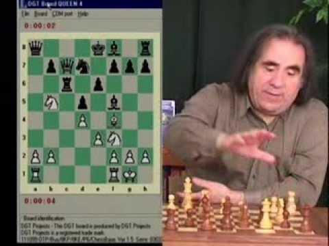 Opening repertoire for white 1.d4  part1