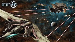 Vasari Empire Battles SINS OF A SOLAR EMPIRE: REBELLION Multiplayer #1