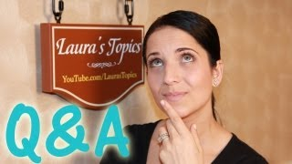 Laura's Topics: All About Me! - Topic 6 - Starring Laura Vitale