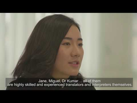 MA Translation with Business Interpreting (Chinese)