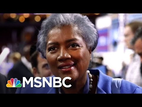 What The Donna Brazile Book Controversy Says About Dems | AM Joy | MSNBC