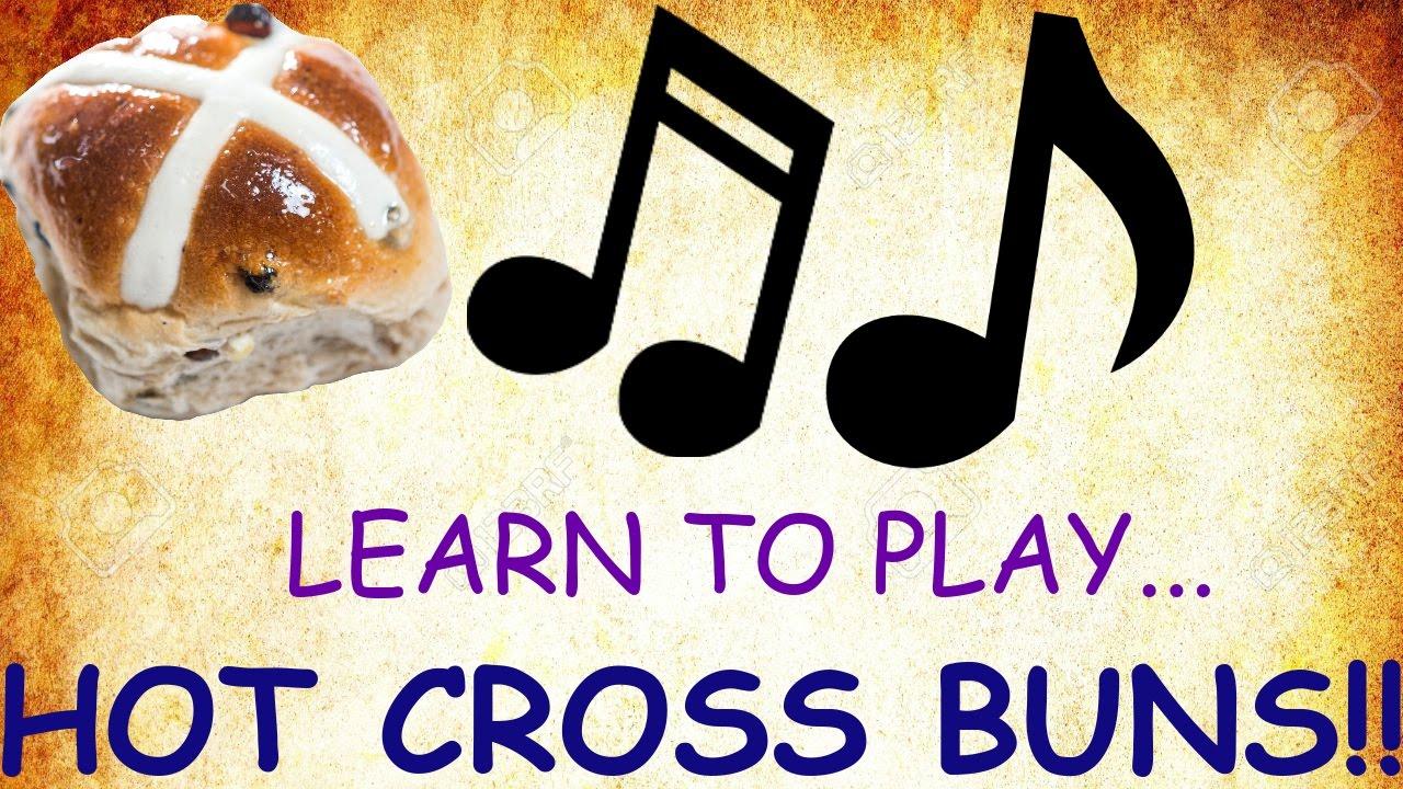 Learn To Play Hot Cross Buns L Alto Sax 101
