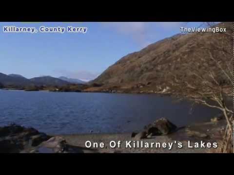 Killarney,Tralee, Dingle & Inch Strand. County Kerry, Ireland