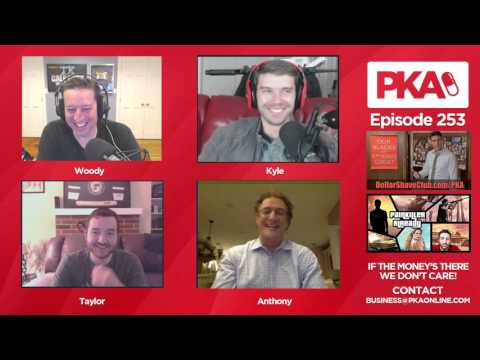 PKA 253 w/ Anthony Cumia - Biggest Hoaxes, Magic Leap, Female Fighters