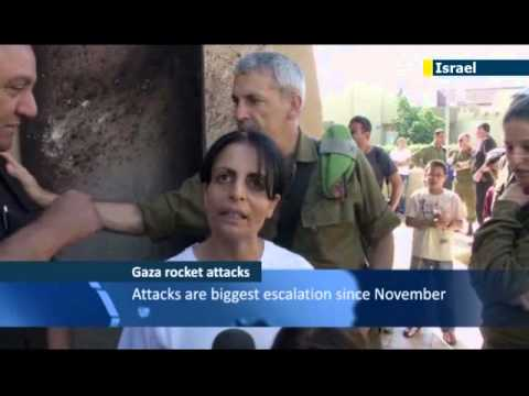 Gaza rockets strike Israel: fresh attacks pose questions about wisdom of ceasefire deal