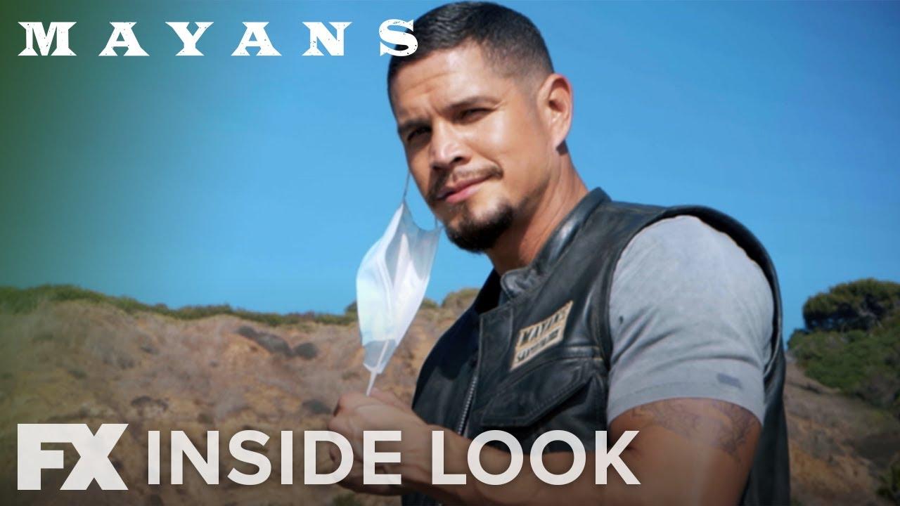Download Mayans M.C.   Inside Look: Filming Through a Pandemic - Season 3   FX