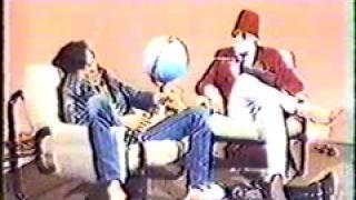 iggy pop & Nash the Slash interview