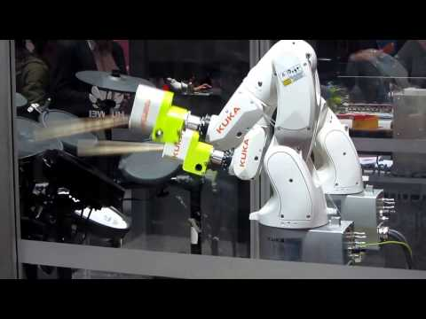 Hannover Messe 2017, Industrial Challenges, Messe Rundgang