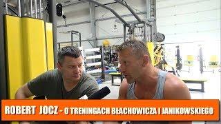 Robert Jocz: Jan Błachowicz to najlepszy polski zawodnik MMA