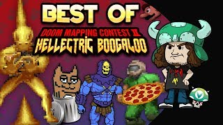 [Vinesauce] Joel -- Doom Mapping Contest II : Hellectric Boogaloo (Updated)