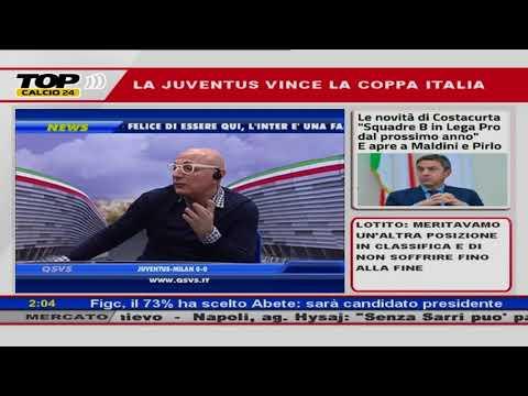 JUVENTUS MILAN 4-0 Finale Coppa Italia 17/18