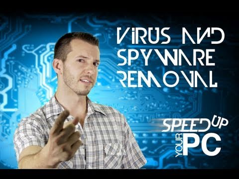 Fix Your Slow PC - Virus Spyware Removal