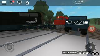 ROBLOX - Train Crashes (SST Edition)