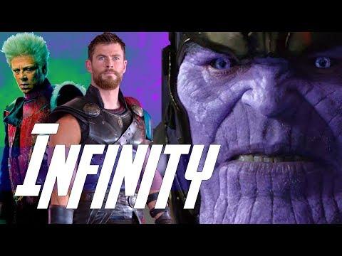Thor vs Thanos - Thor Ragnarok Post Credits to Avengers Infinity War