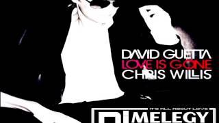 David Guetta & Chris Willis - Love Is Gone (Melegy Pacha Remix)
