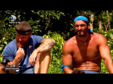Exatlon Romania (03.10.2018) - Jocul pentru vila le-a provocat probleme mari concurentilor! Partea 1