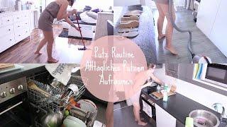 Putzroutine | Cleaning Routine | Putzen Leicht Gemacht | Meine Routine | Simply Jessy Tipps & Tricks