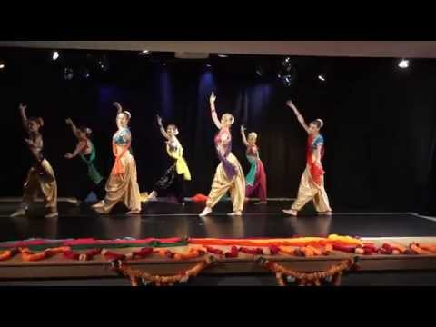 Salaam Namaste by junior students of Mohini DS