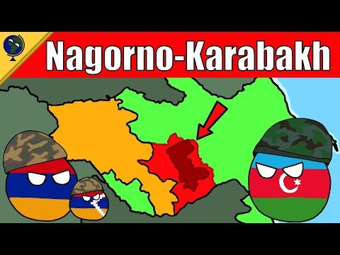 Nagorno-Karabakh-conflict between Armenia and Azerbaijan explained
