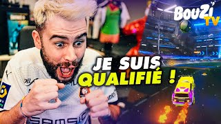 JE ME QUALIFIE POUR LA FINALE D'UN TOURNOI ROCKET LEAGUE !
