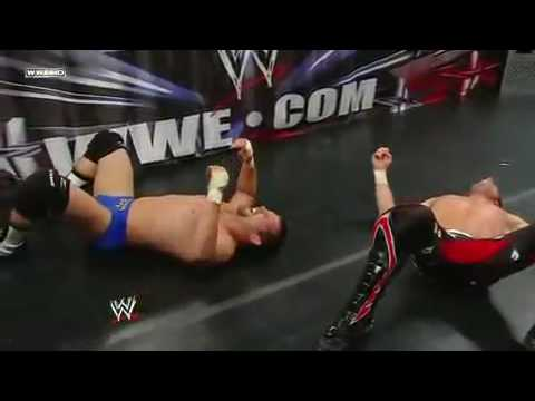 WWE Superstars 7/23/09 Part 3/5 (HD)