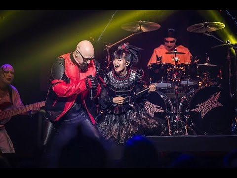BABYMETAL & Rob Halford - Painkiller, Breaking The Law mp3