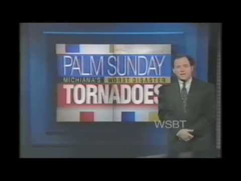 Michiana's Worst Disaster: Palm Sunday Tornadoes 1965