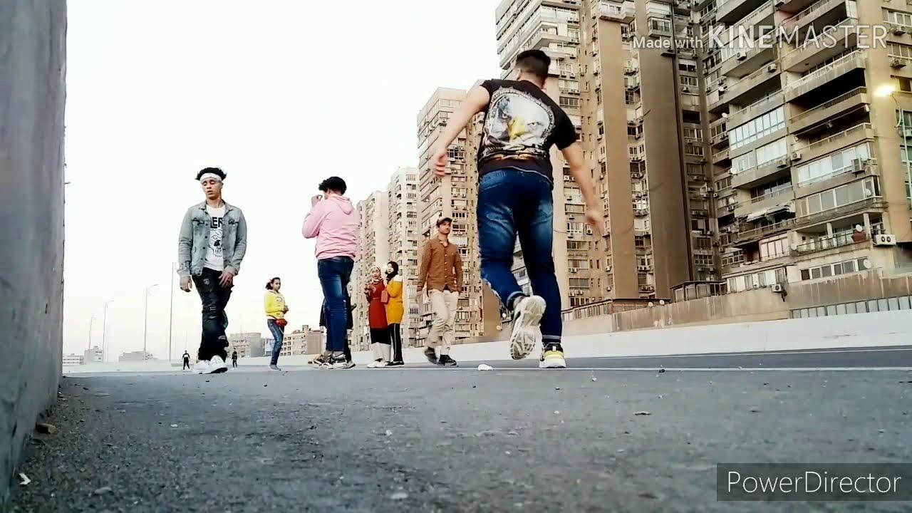 رقص جديد علي كبري روض الفرج علي (مهرجان عود البطل) شاروخان وانطونيو وتيفاا