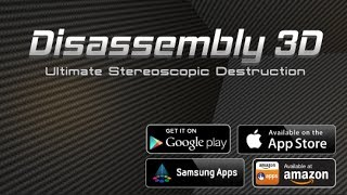 Disassembly 3D Android GamePlay Trailer (HD) [Game For Kids]