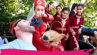 The Ultimate WINE FESTIVAL Experience at the Areni Wine Festival | Areni, Armenia