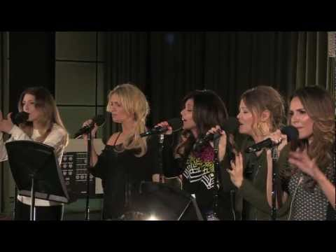Girls Aloud - Beneath You're Beautiful (Radio 1 Live Lounge)