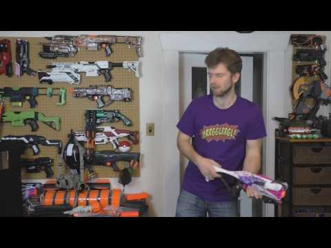 Nerf Goodwill Hunting: November Local 2017