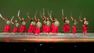 "Mamatala Talli Dance: Movie ""Bahubali The Beginning""@ GCKA Onam 2015"