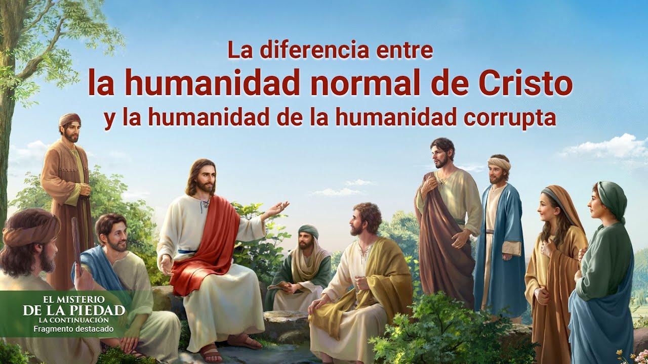 """Fragmento 3 de película evangélico """"El misterio de la piedad: la continuación"""" - La diferencia entre la humanidad normal de Cristo y la humanidad de la humanidad corrupta"""