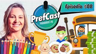 PrefCast #008 - Paranavaí nas Cabeças - Podcast da Pref. de Paranavaí