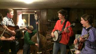 Meyer Bluegrass Band - Sunny Side of the Mountain