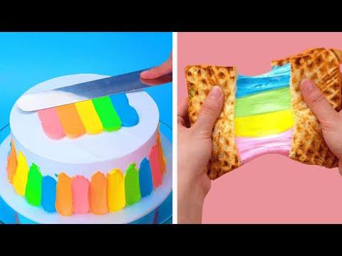 My Favorite Cake Videos | Awesome Birthday Cake Decorating Ideas | Tasty Cake Design Recipes