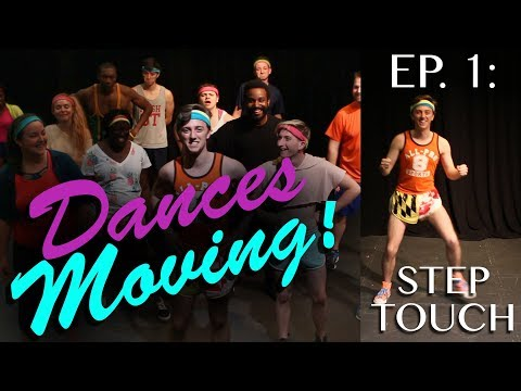 STEP TOUCH — Dances Moving! Ep. 1