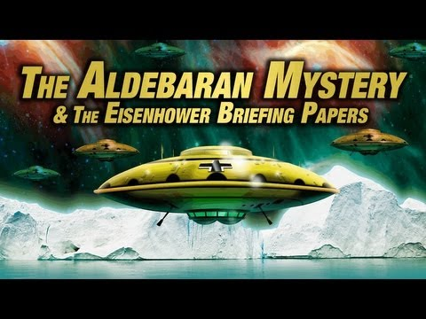 UFO SECRETS OF WORLD WAR 2: President Eisenhower Briefing Paper - FEATURE