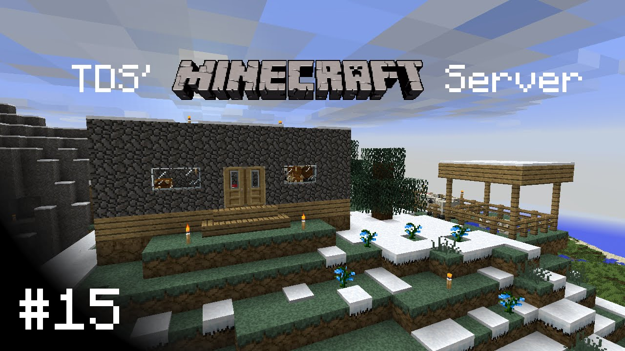 Minecraft - TDS' Minecraft Server - 15 - Различная хрень (T549)|всякая хрень в майнкрафт