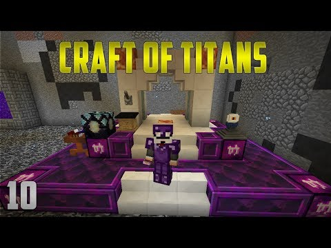 Minecraft Craft of Titans EP10 Ars Magica