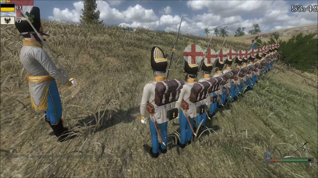 mount and blade warband napoleonic wars free download