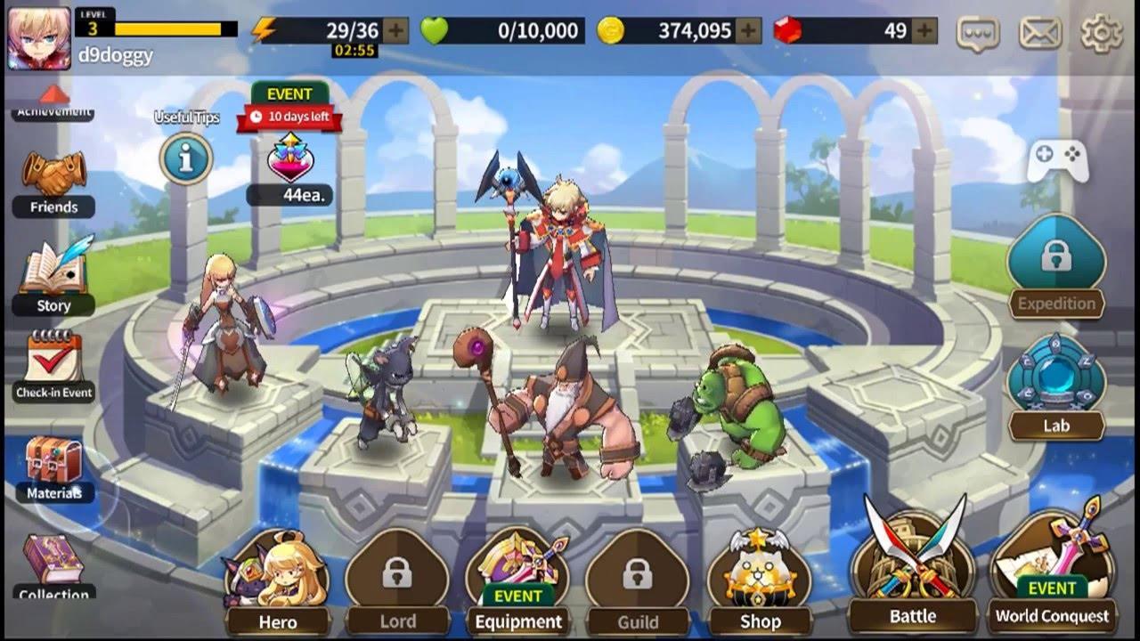 เกม Forged in Battle