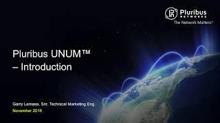 Pluribus UNUM - Introduction