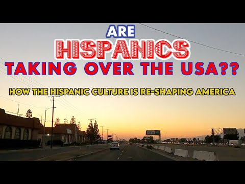 The 10 MOST HISPANIC CITIES in America
