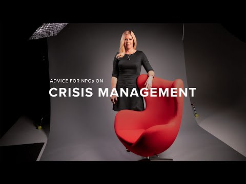 Crisis management for not-for-profit board members | BDO Canada