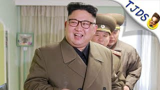 Trump Threatens North Korea With