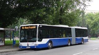 Nowe autobusy w Krakowie (Mobilis), AMZ City Smile i Mercedes Conecto G Euro-6