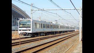 【JR東】209系 Mue-Train〝東海道線にて試運転〟